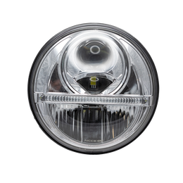 Nolden NCC 7 Bi-LED main headlight 2nd generation chrome