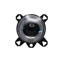 Nolden NCC 90 mm LED combination spotlight 3. Gen, modus...