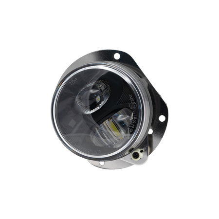 Nolden NCC 90 mm LED combination fog-daytime running position lamp, pair