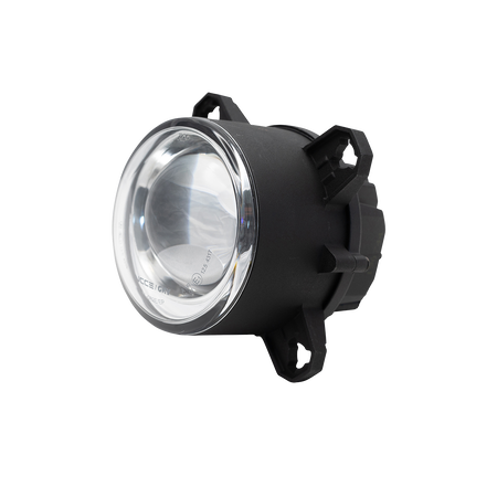 Nolden NCC 90 mm LED spotlight 2. Gen with position lamp, pair